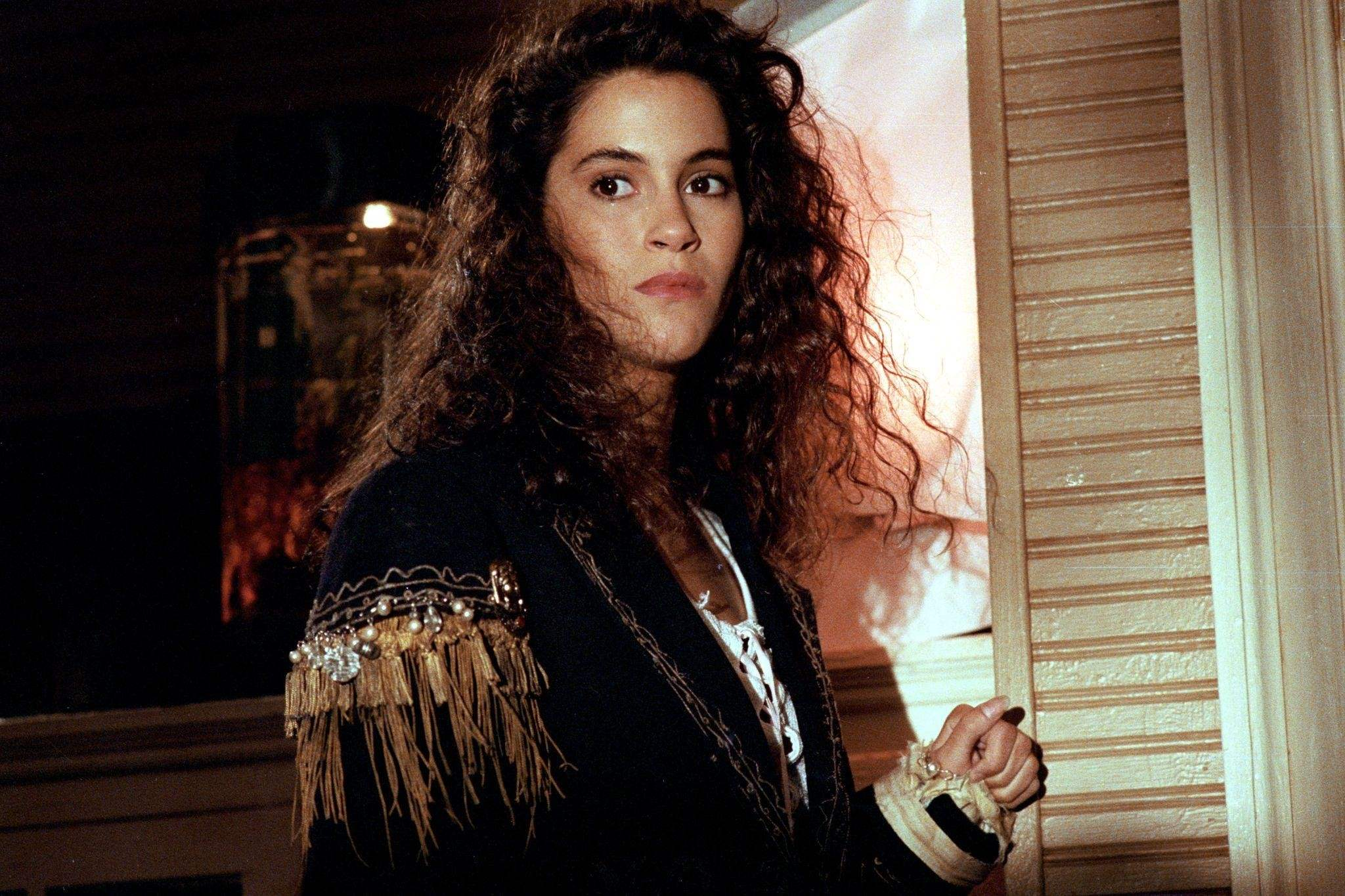 Jamie Gertz in Lost Boys