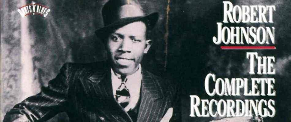 Robert Johnson, sold his soul at the crossroads