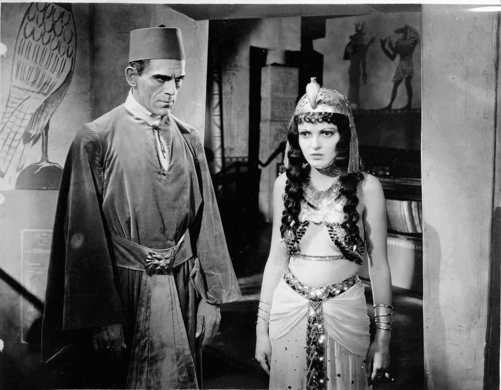 Universal's The Mummy 1932