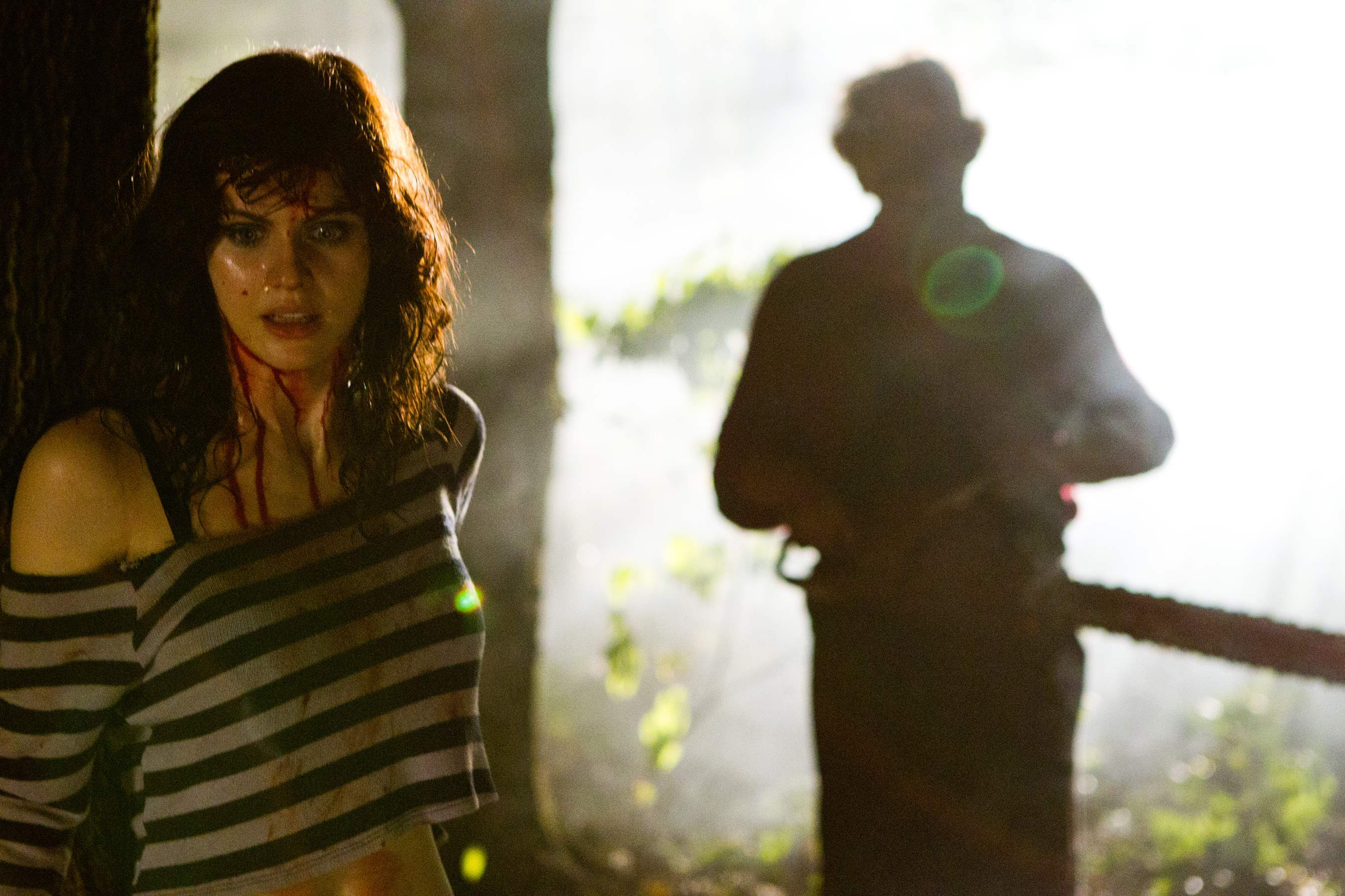 Horror Logic Alexandra Daddario in Texas Chainsaw 3D