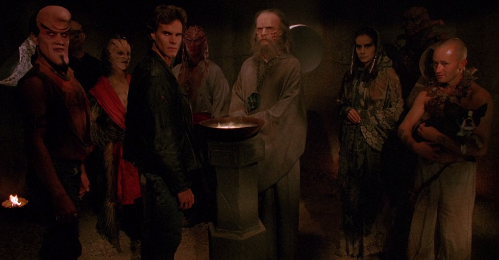 Monsters in Clive Barker's Nightbreed