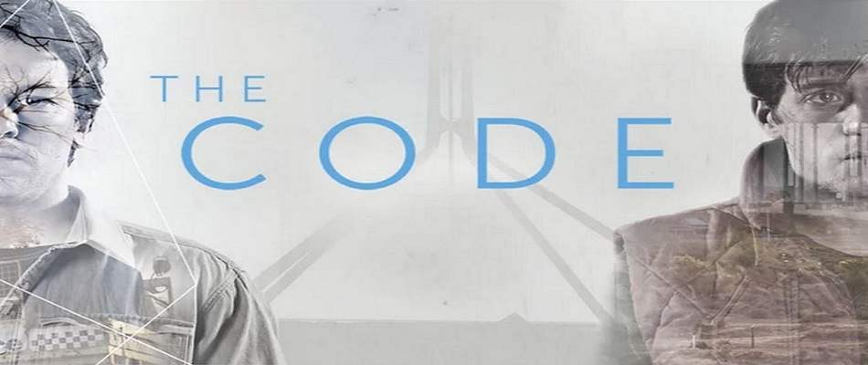 Promotional image from 2014's The Code, season 1.