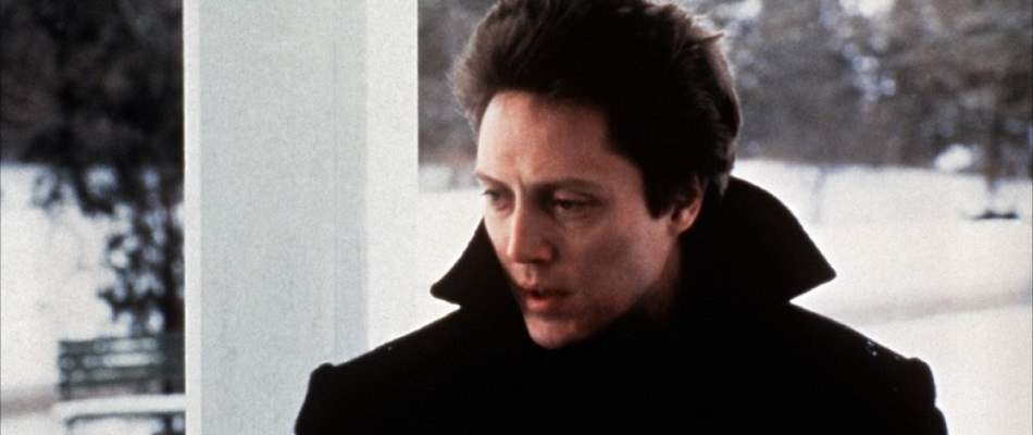 Christopher Walken as seen in 1983's the Dead Zone.