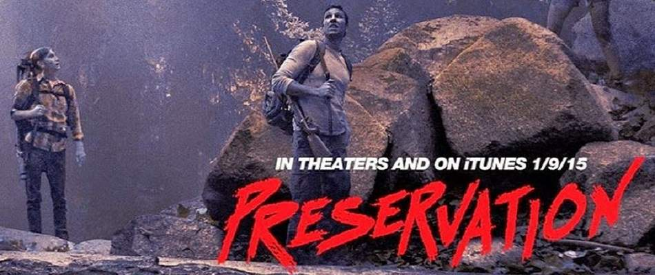 Promotional image from 2014's Preservation.
