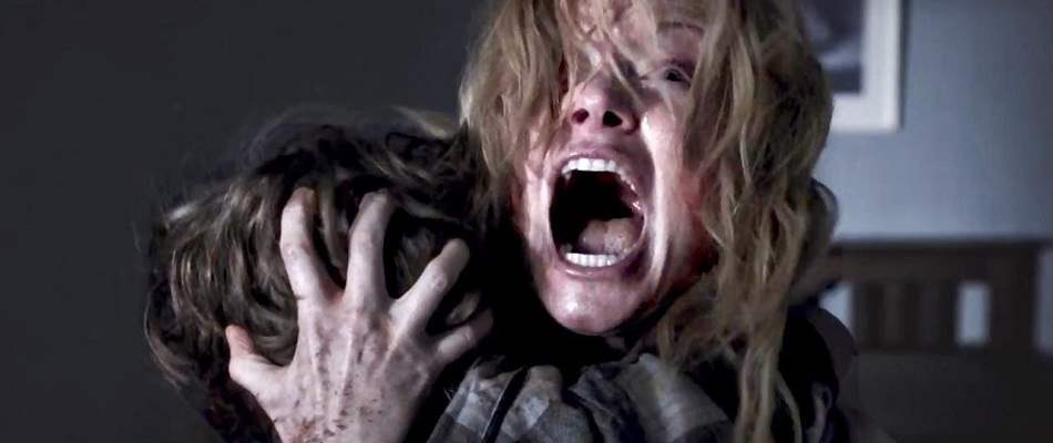 Photo from the highly-acclaimed 2014 horror film The Babadook.