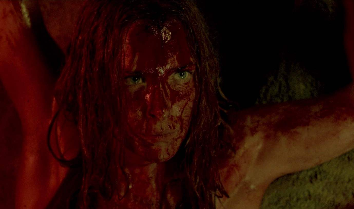In The Descent, quiet girl Sarah turns fierce when she learns of her friend's treachery