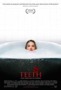 The movie teeth starring Jess Weixler.