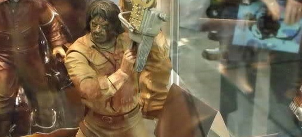 Cancelled figure from Leatherface: Texas Chainsaw Massacre III