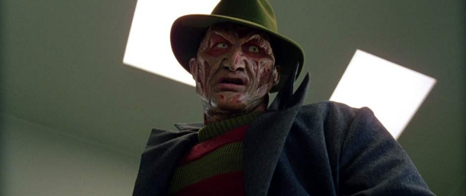 Updated Freddy Krueger from Wes Craven's New Nightmare.