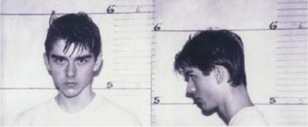 Barry Loukaitis killed three people in a high school shooting.