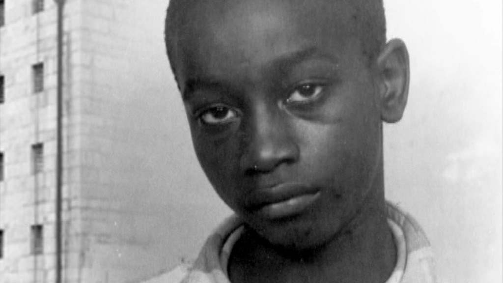 child killer George stinney who was the first child to be executed for murder in the 20th century.