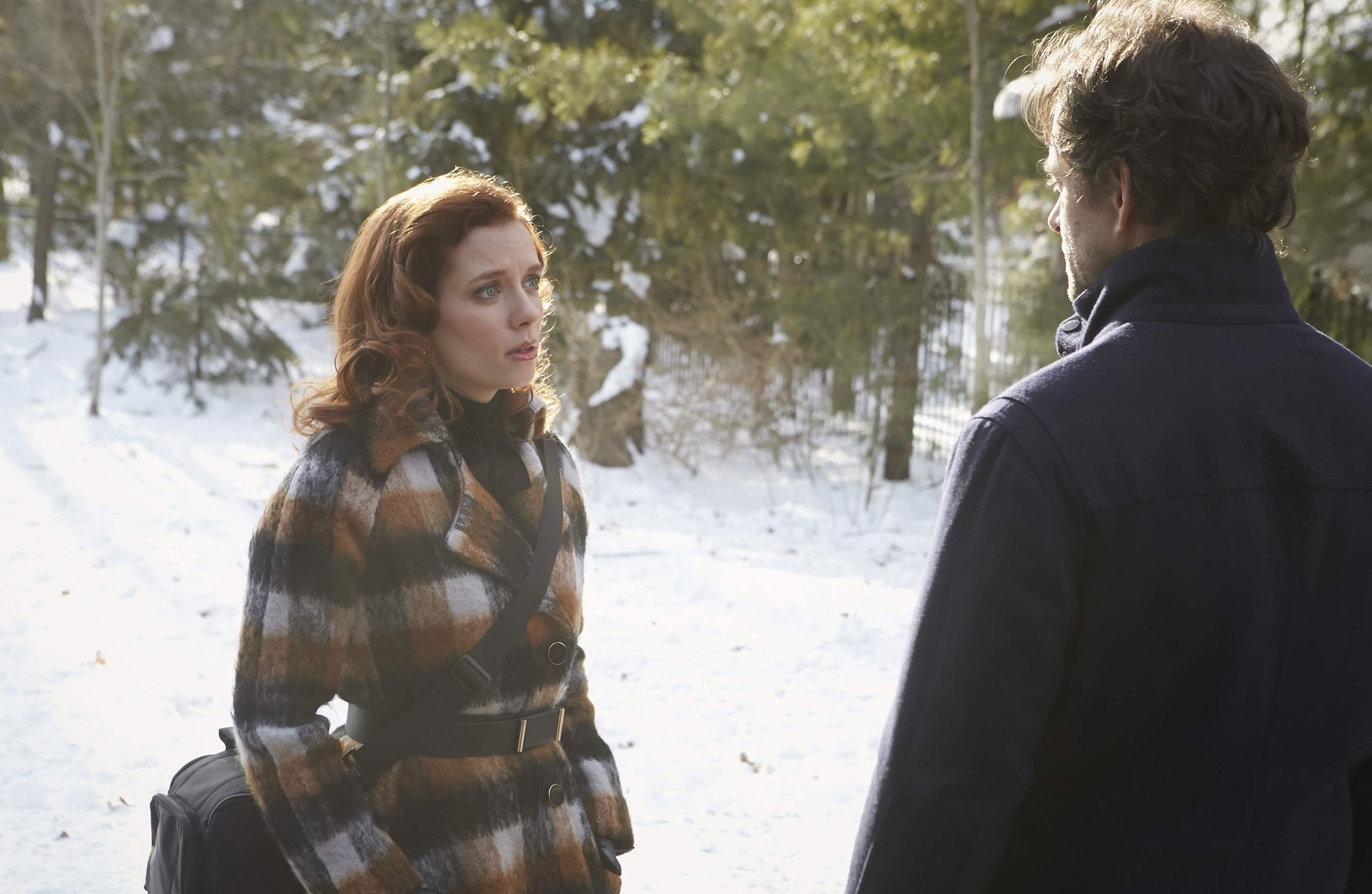 Freddie Lounds returns in season three, episode nine of Hannibal.