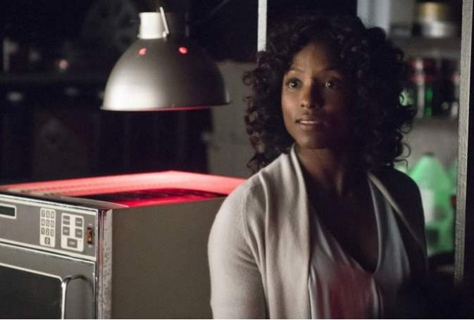 Rutina Wesley as Reba Mclane in season three of Hannibal