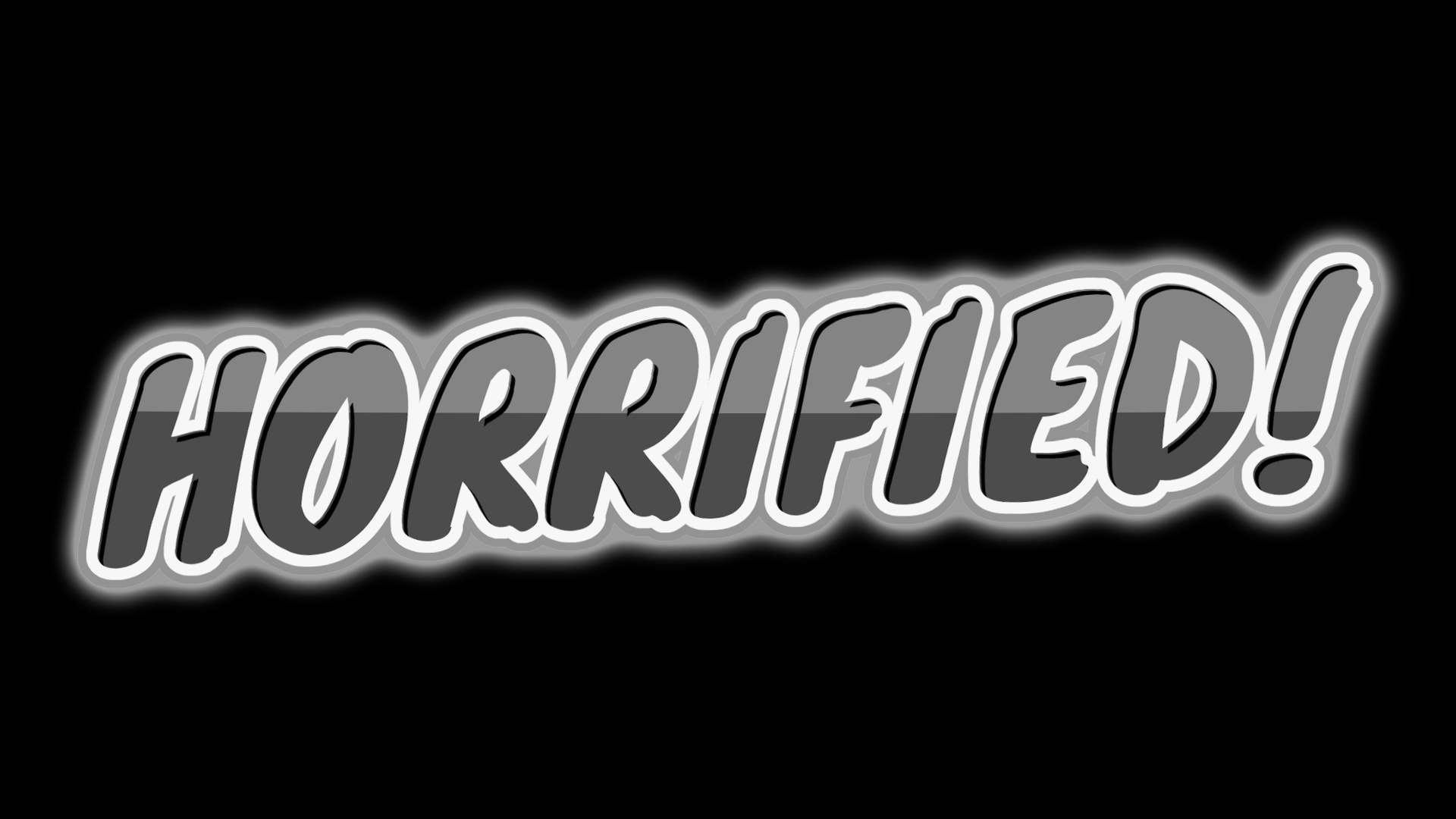 Title picture for Adam Green's newest online original series Horrified!