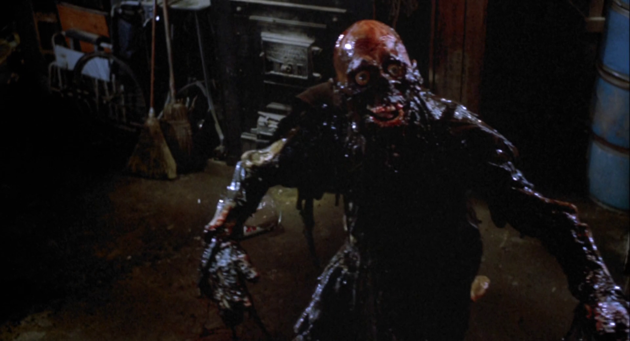 Tarman in The Return Of The Living Dead