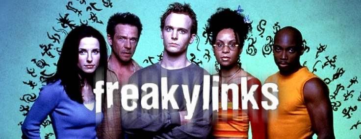 FreakyLinks TV show