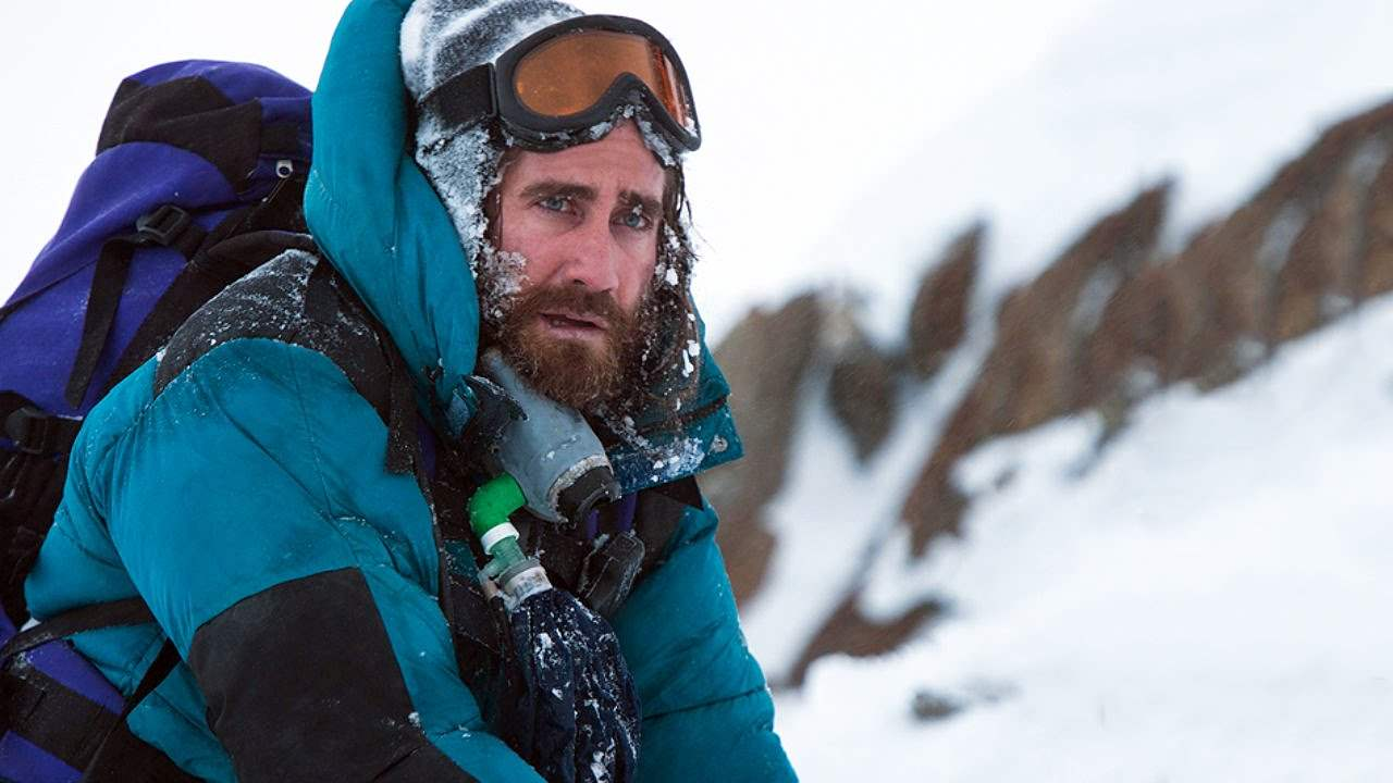 Jake Gyleenhaal in Everest