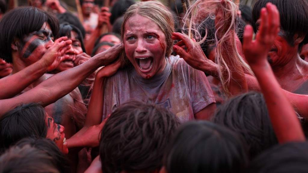 green inferno cannibals