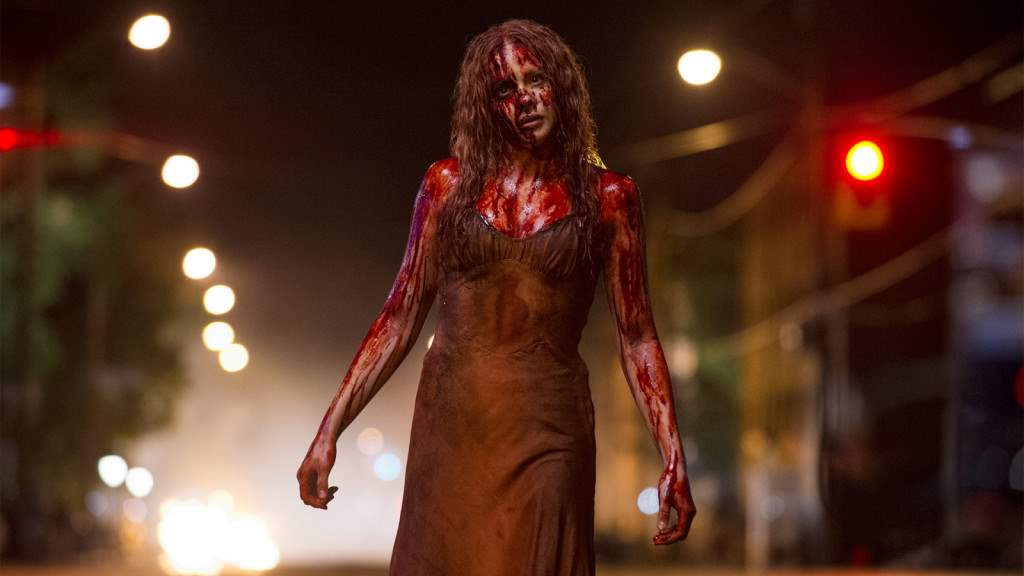 Carrie the movie.