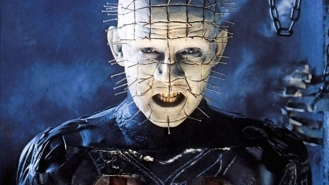 Hellraiser. Pinhead is the master of torture and pain in Clive Barker's Hellraiser.