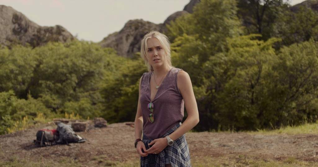 Spencer Locke in Landmine Goes Click