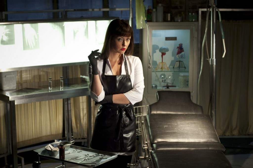 American Mary directed by the Soska Sisters.