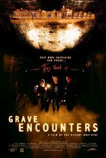 Grave Encounters movie about a paranormal activity hunting group.