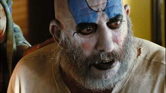 Sid Haig in The Devil's Rejects