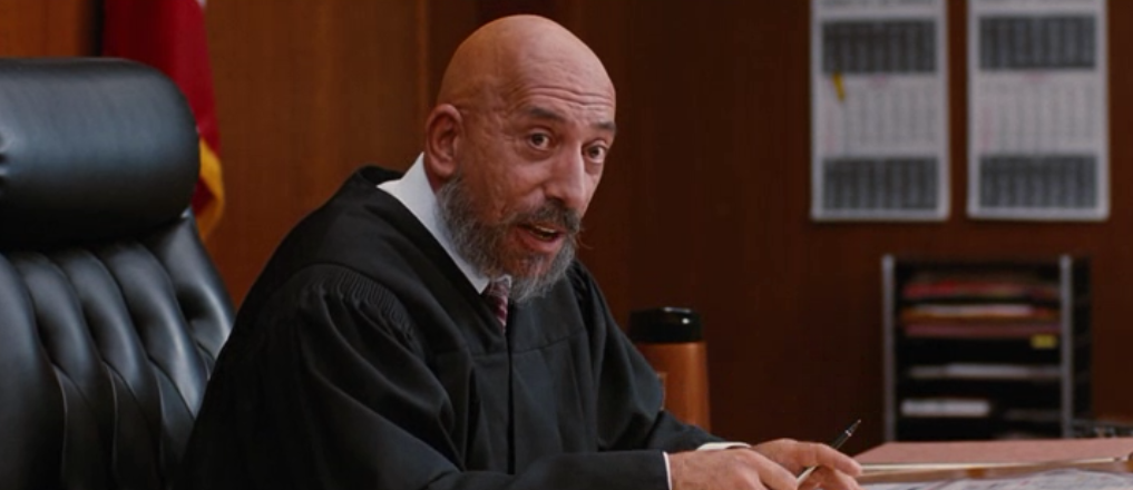 Sid Haig in Jackie Brown