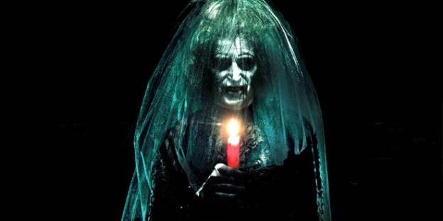 The Bride in Black from Insidious.