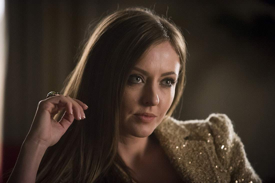 Katharine Isabelle continues to mature and flourish as an actress
