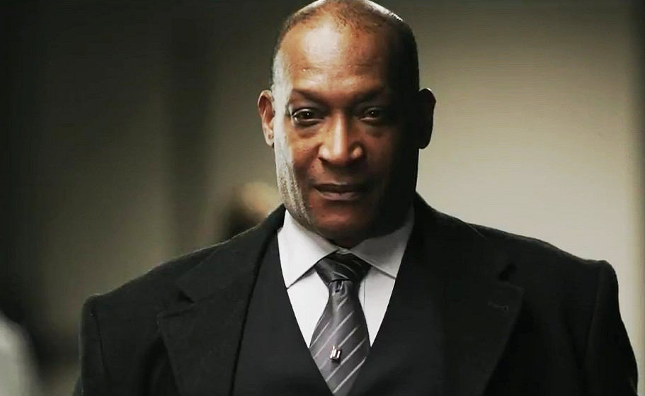 Actor Tony Todd's credits include over 100 film and television roles.