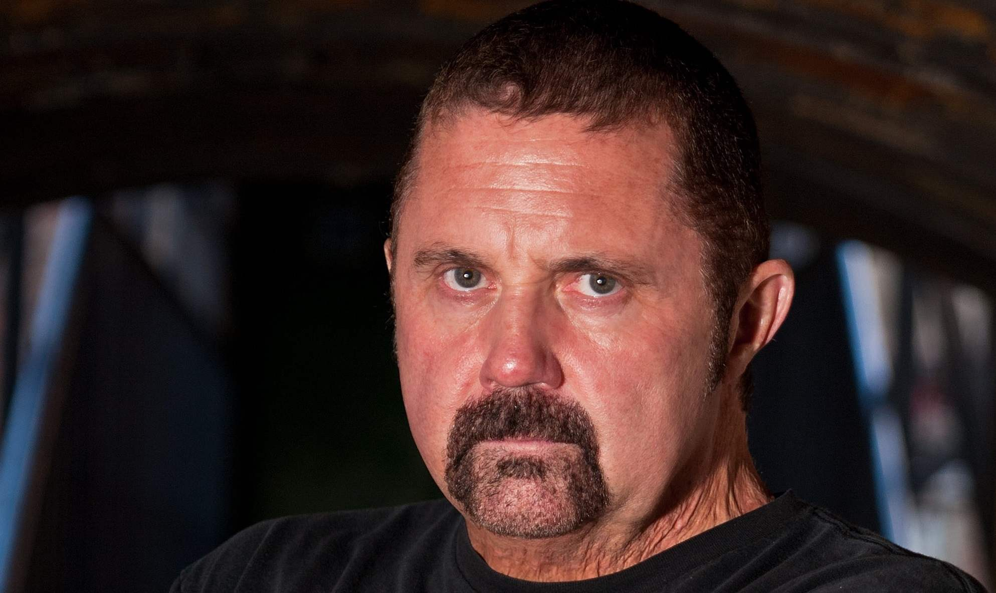 Kane Hodder at Frightfest still