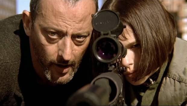 The relationship of Leon and Mathilda in The Professional help to make this movie more than just a cool action flick.