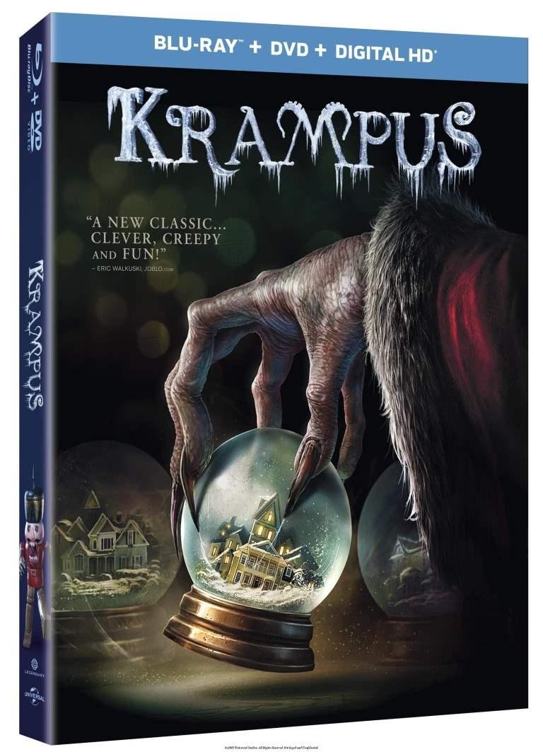Krampus BD Artwork