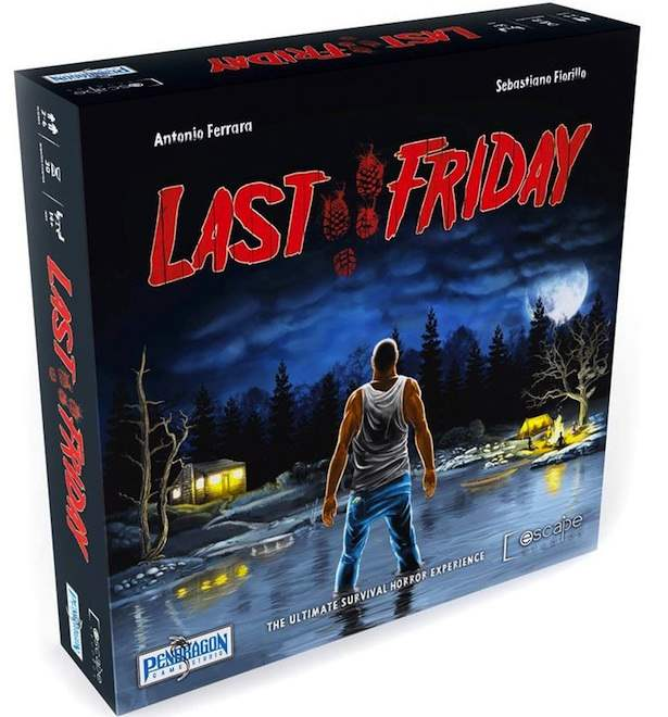 Last Friday Board Game