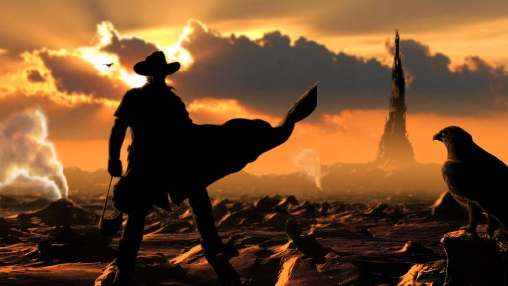 The Dark Tower. Jackie Earle Haley