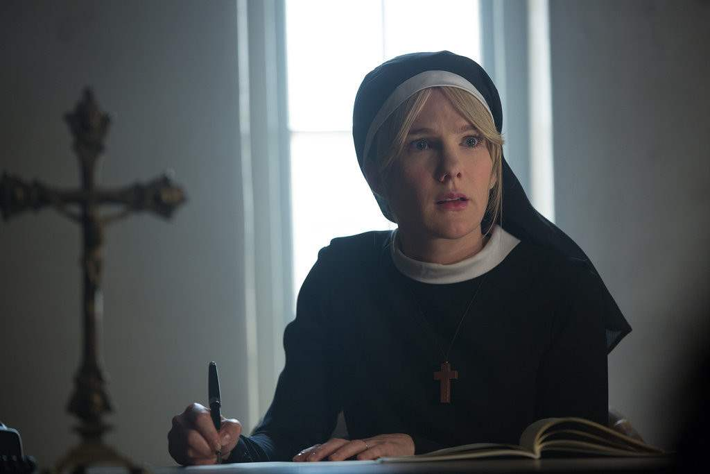 Sister Mary in American Horror Story: Asylum.
