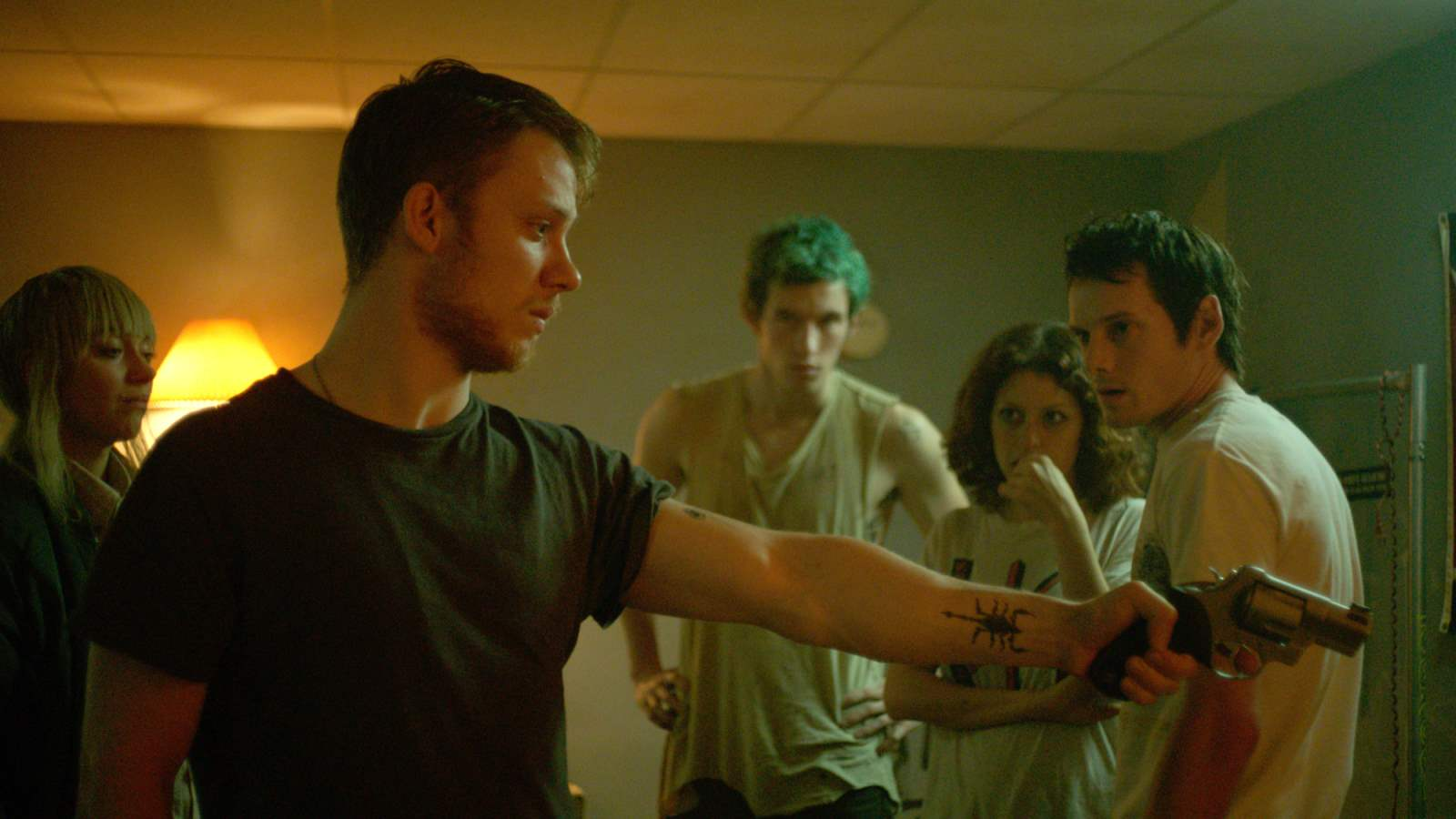 The Ain't Rights in Green Room