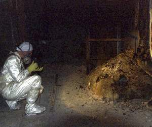 The-Elephants-Foot-of-the-Chernobyl-disaster-1986-small