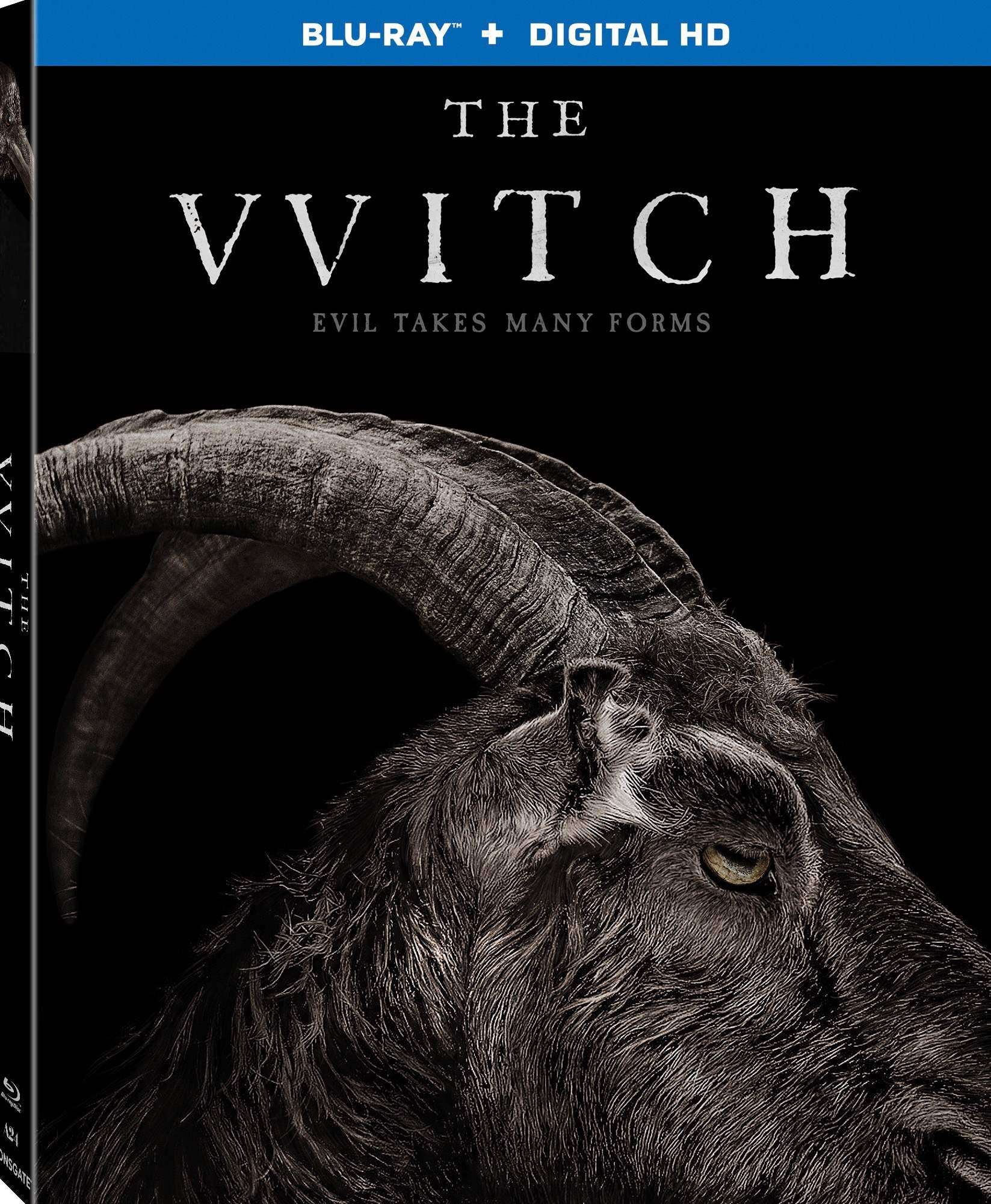 The Witch Blu-ray Art