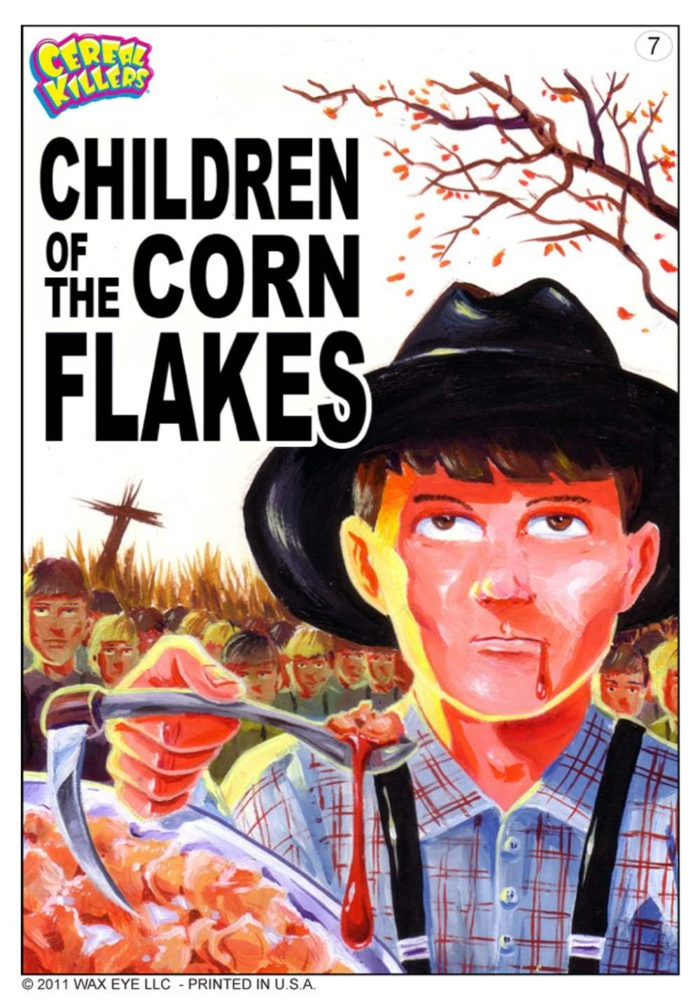 Cereal Killers Children Of The Corn Flakes