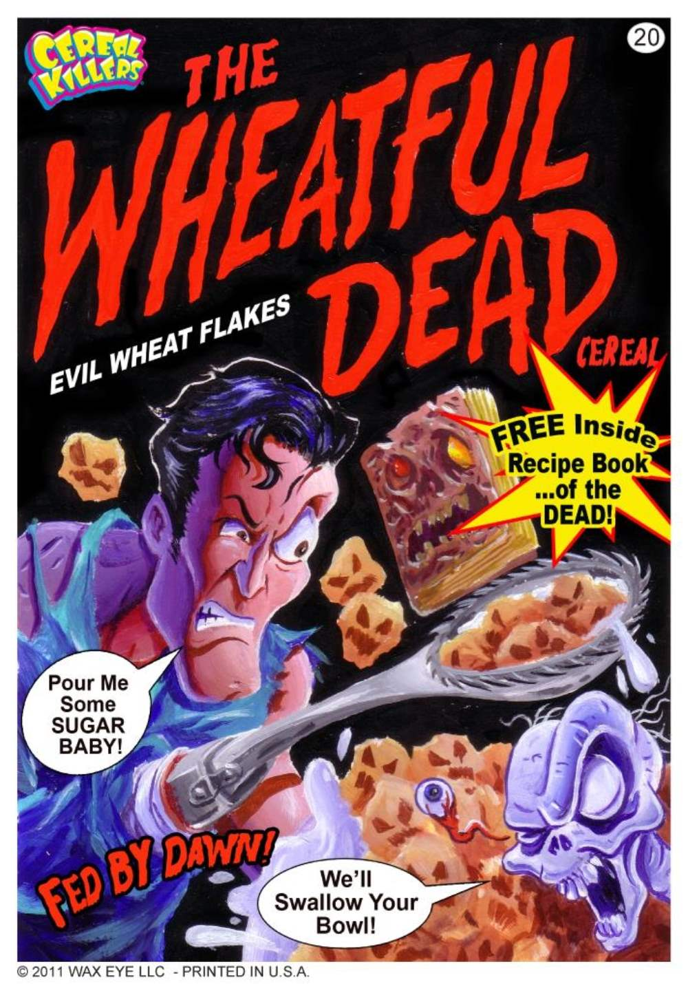 Cereal Killers The Wheatful Dead