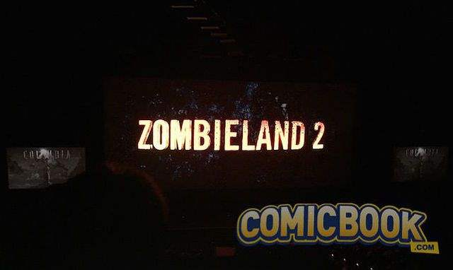 CinemaCon Zombieland 2 logo