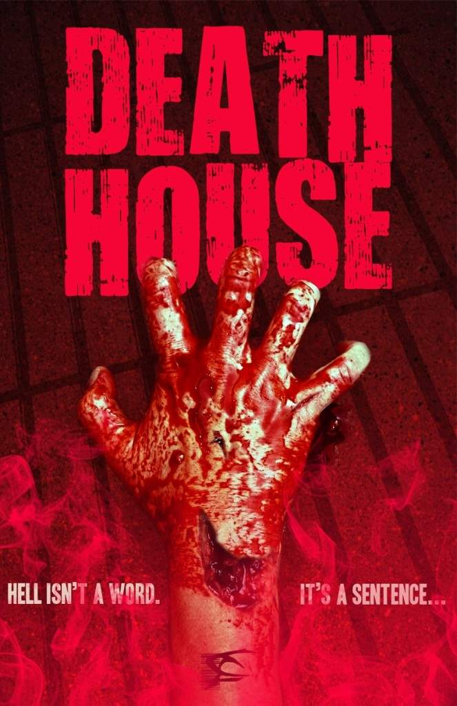 Expendables of horror Death House movie poster.