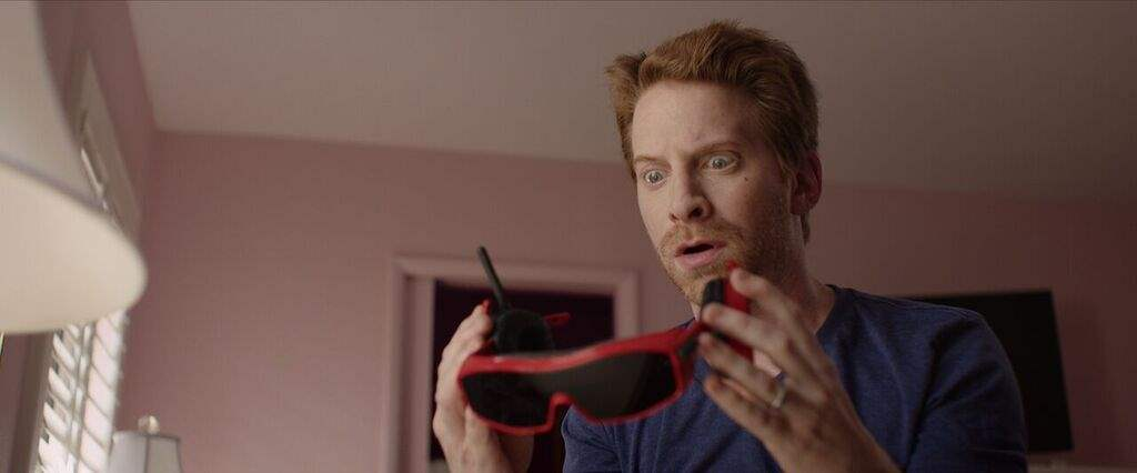 Seth Green in Holidays
