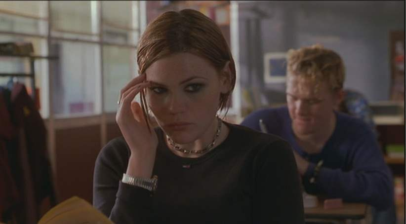 Clea DuVall in the Faculty