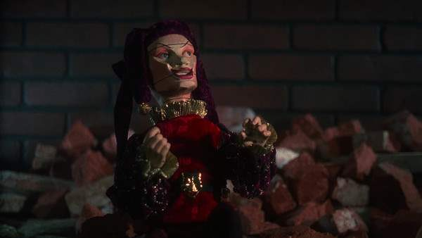Jester in Puppet Master III
