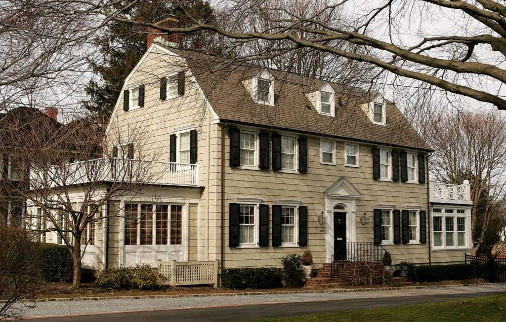 Amityville Horror Home for sale in Long Island.