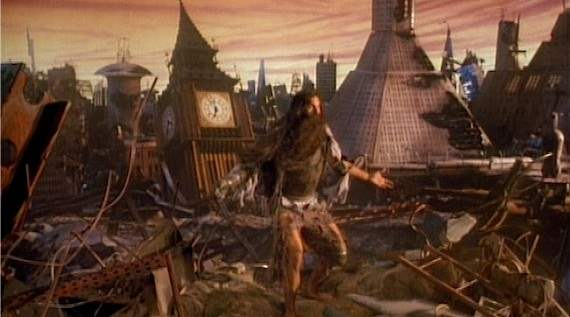 Army of Darkness alternate ending